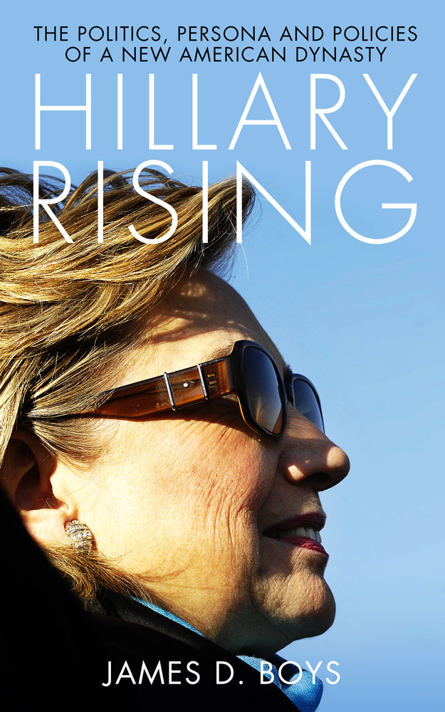 Hillary Rising revised cover